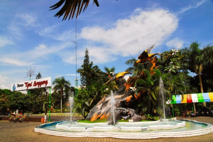 tempat wisata di magelang Taman Kyai Langgeng
