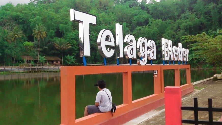 tempat wisata di magelang Telaga Bleder