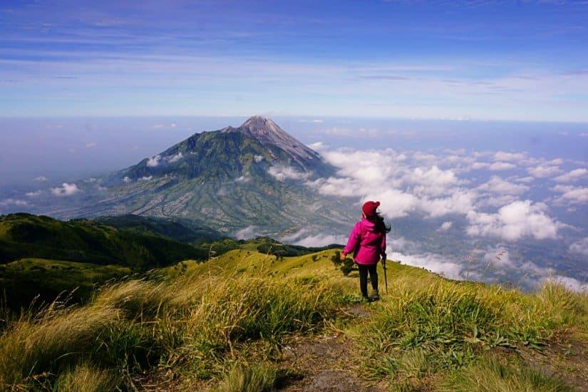 tempat wisata di magelang Trekking Gunung Merbabu