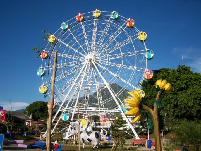 wisata malang Alun-Alun Batu Malang