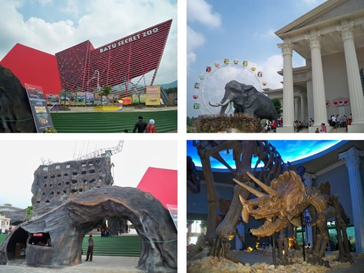 wisata malang Kebun Binatang Batu Malang
