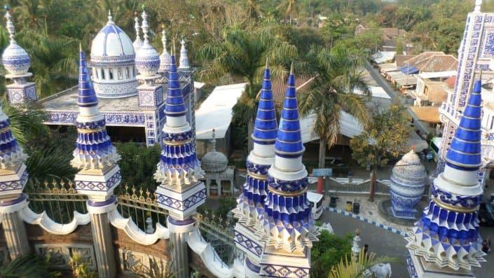 wisata malang Masjid Tiban