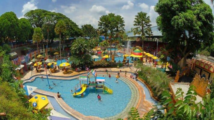 wisata malang Taman Rekreasi Sengkaling Malang