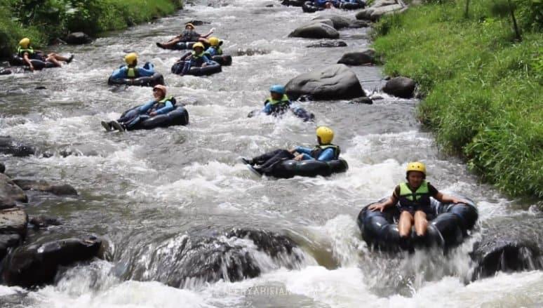 wisata malang Tubing Wringinanom