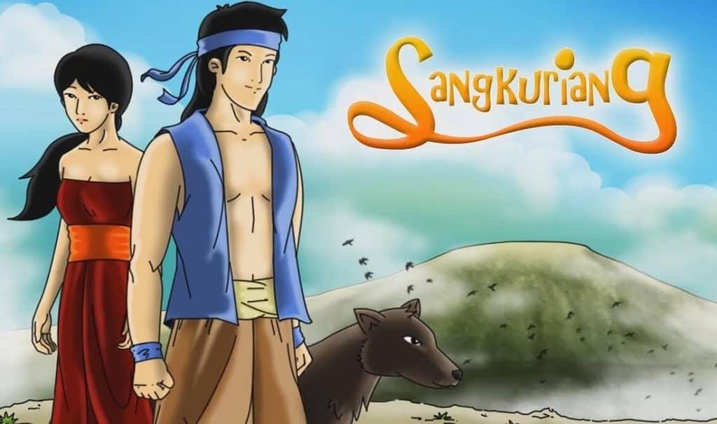 featured cerita sangkuriang