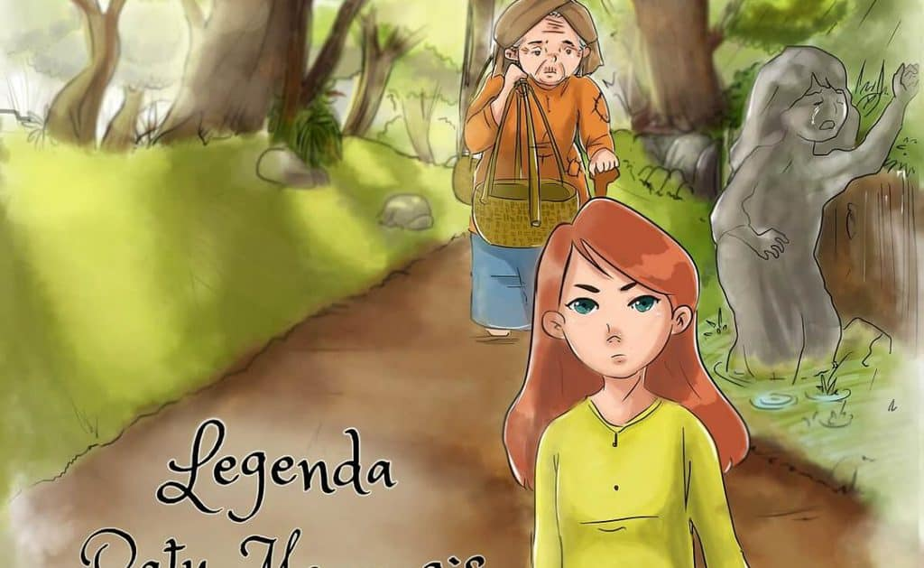 featured legenda batu menangis