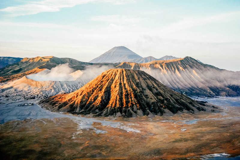 gambar pemandangan indah Gunung Bromo 2