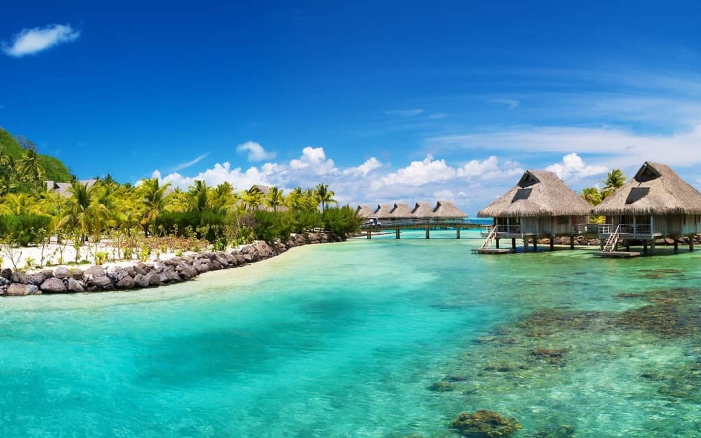 gambar pemandangan indah Kepulauan Derawan