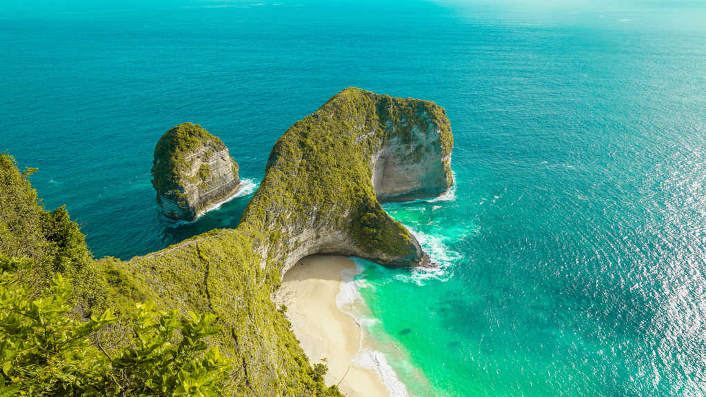 gambar pemandangan indah Kepulauan Nusa