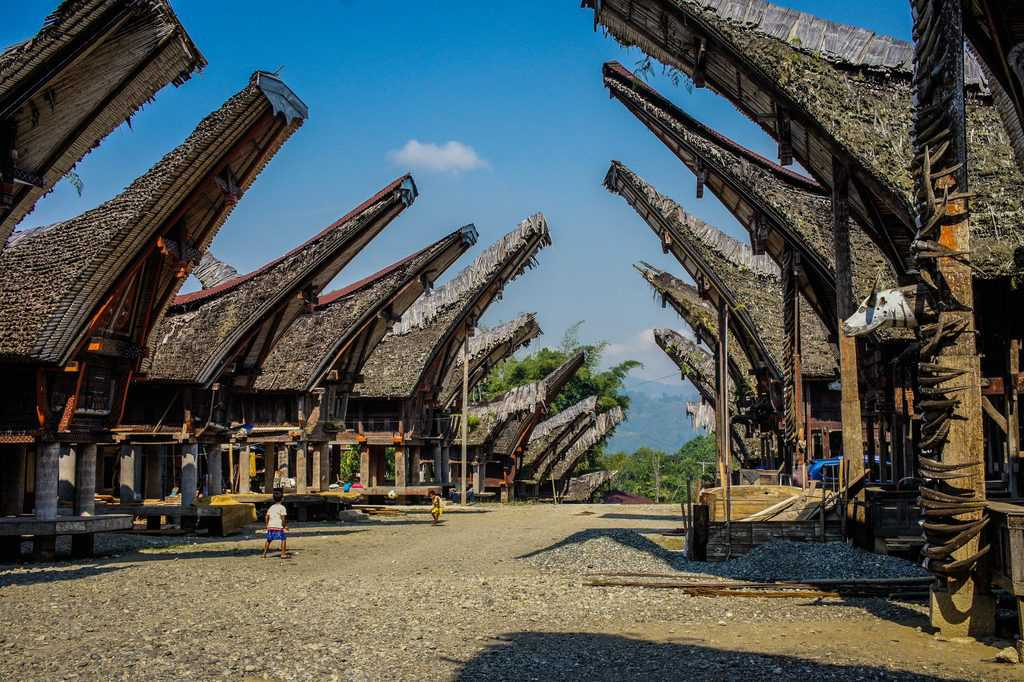 gambar pemandangan indah Tana Toraja