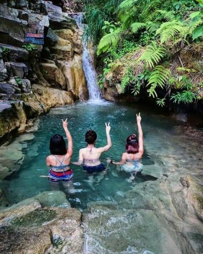 tempat wisata di jogja Air Terjun Kedung Pedut
