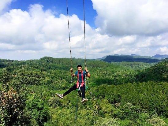 tempat wisata di jogja Ayunan Langit Watu Jaran