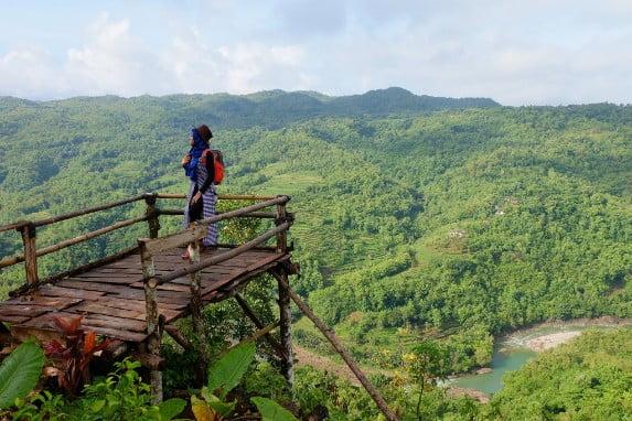 tempat wisata di jogja Bukit Mojo Gumelem