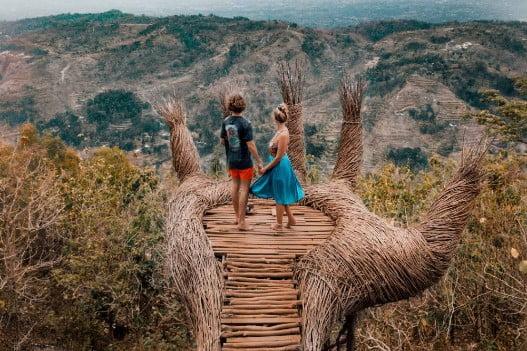 tempat wisata di jogja Hutan Pinus Pengger