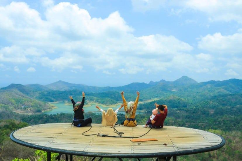 tempat wisata di jogja Kalibiru
