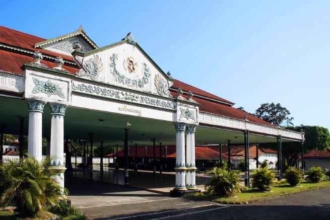 tempat wisata di jogja Keraton Jogja