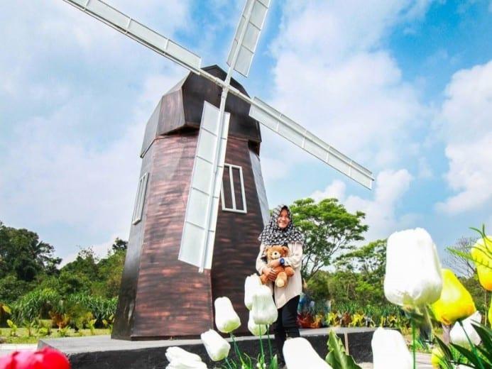 tempat wisata di jogja Merapi Park