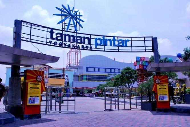 tempat wisata di jogja Taman Pintar Yogyakarta