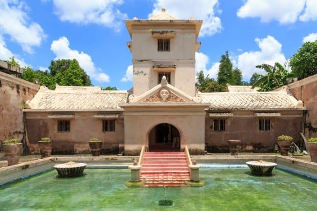 tempat wisata di jogja Taman Sari Jogja