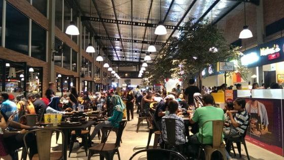 tempat wisata di surabaya Food Junction Grand Pakuwon