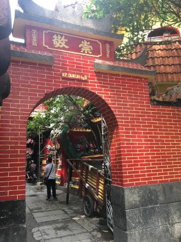 tempat wisata di surabaya Klenteng Hong Tiek Hian