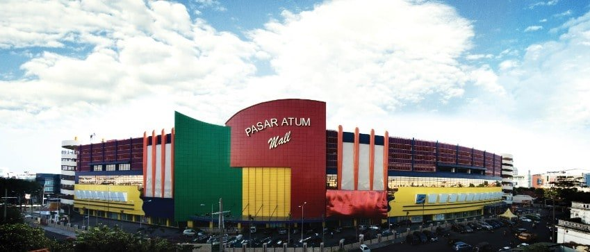 tempat wisata di surabaya Pasar Atum