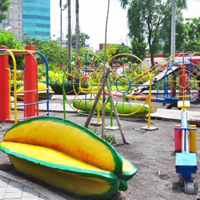 tempat wisata di surabaya Taman Buah Undaan
