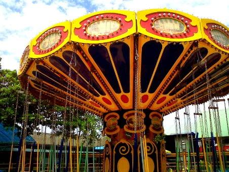 tempat wisata di surabaya Taman Remaja Surabaya