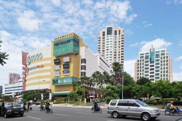 tempat wisata di surabaya Tunjungan Plaza