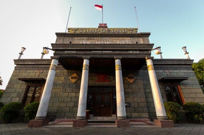 tempat wisata di surabaya Wisata House of Sampoerna