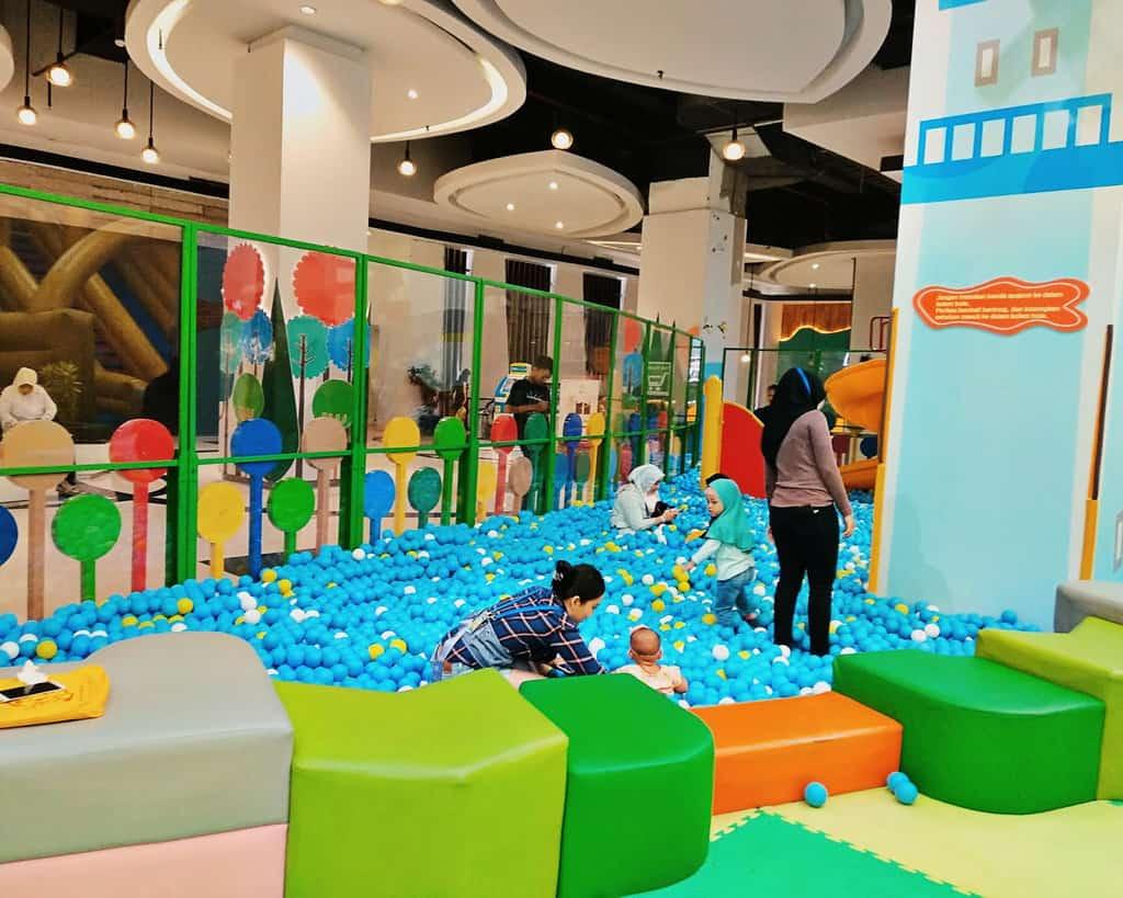 Kidzoona Jakarta tempat taman bermain anak di jakarta 2