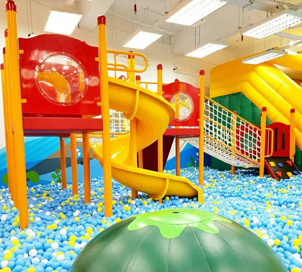 Kidzoona Jakarta tempat taman bermain anak di jakarta