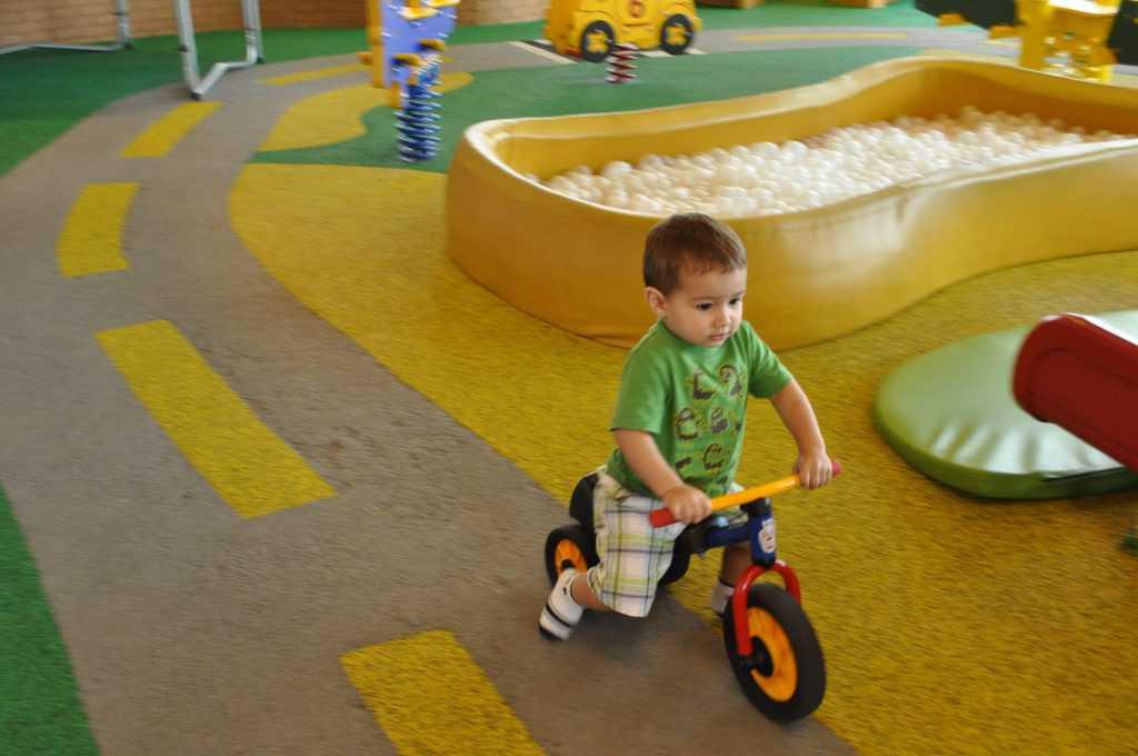 KindyROO tempat taman bermain anak di jakarta