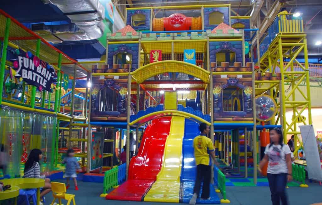 Lollipop's Playland tempat taman bermain anak di jakarta