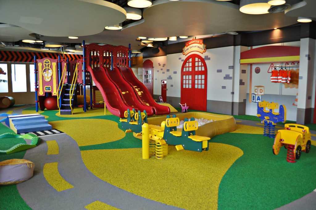 Miniapolis tempat taman bermain anak di jakarta