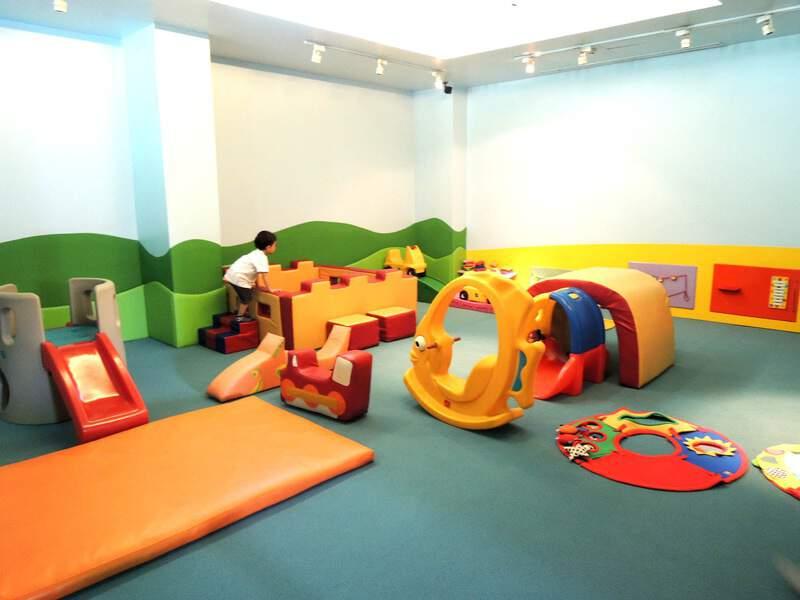 kidspace jakarta taman bermain anak