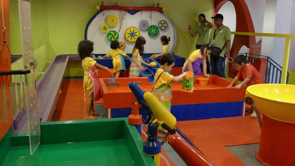 kidspace tempat taman bermain anak di jakarta