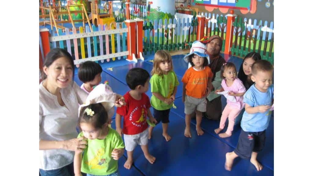 kindyroo indonesia taman bermain anak
