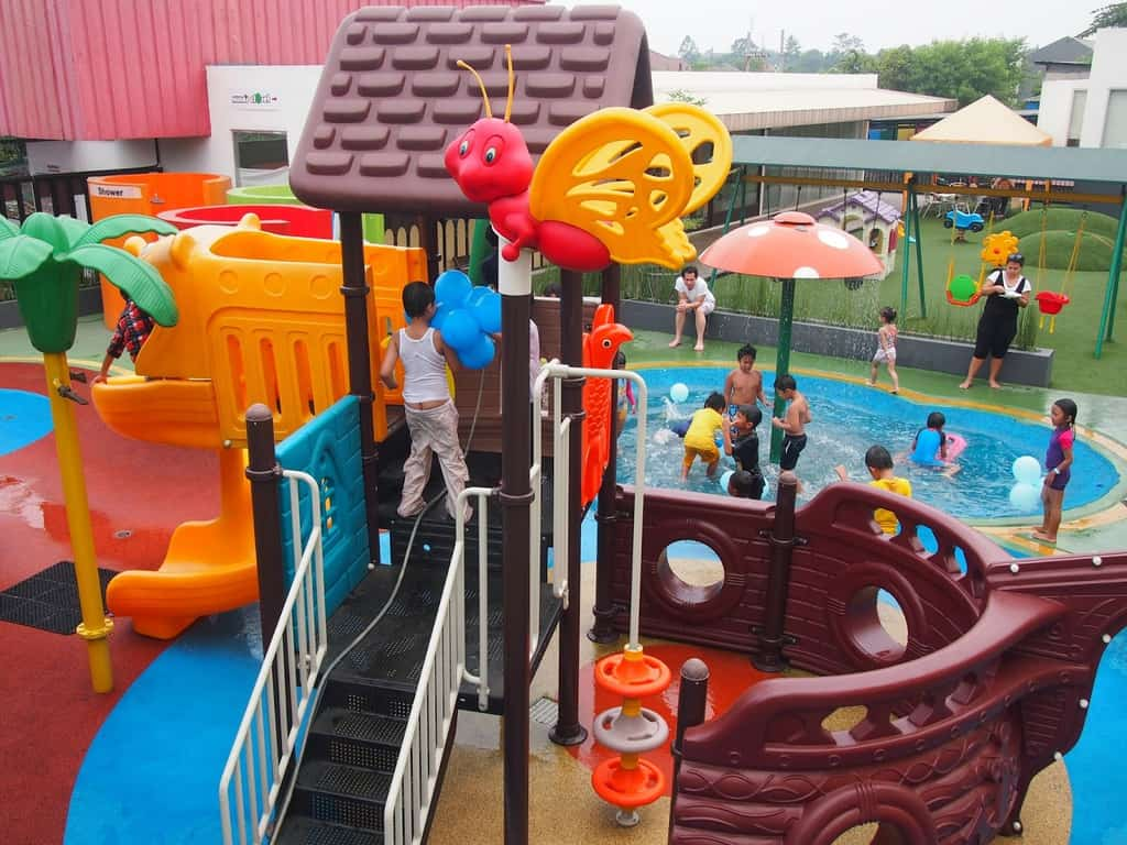 playparq taman bermain anak