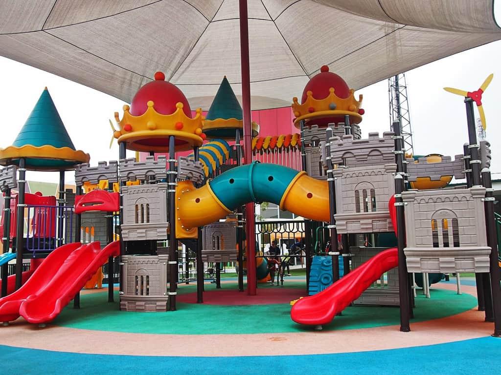 playparq tempat taman bermain anak di jakarta