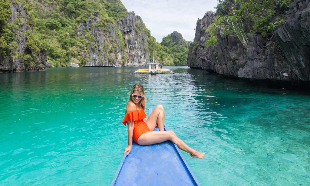el nido palawan pulau di filipina