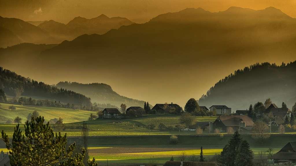 gambar pemandangan alam 7