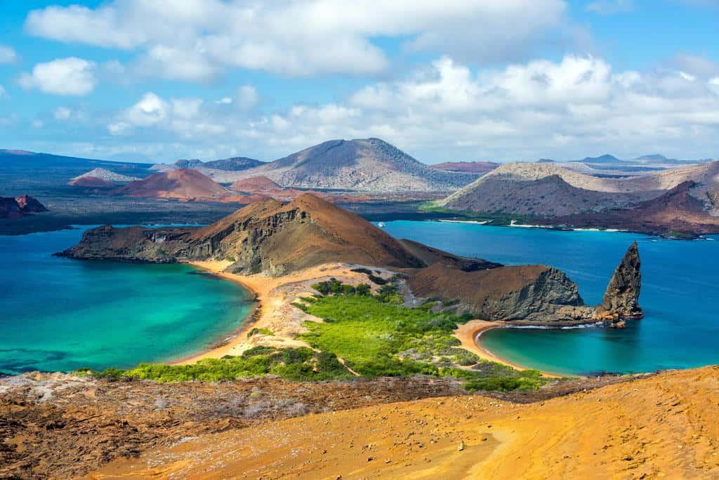 gambar pemandangan indah di luar negeri Kepulauan Galapagos Ekuador