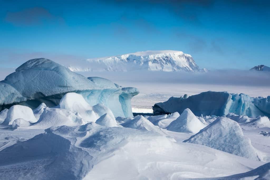 gambar pemandangan indah di luar negeri antartika
