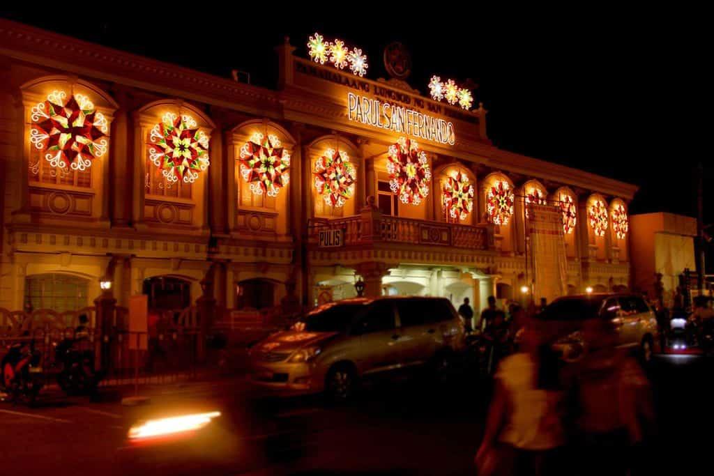 Giant Lantern Festival at San Fernando 2
