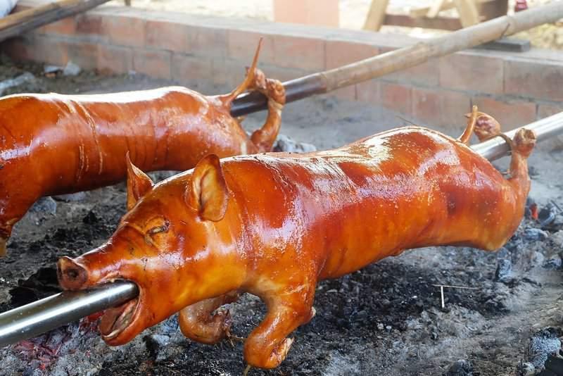 Lechon de Cebu