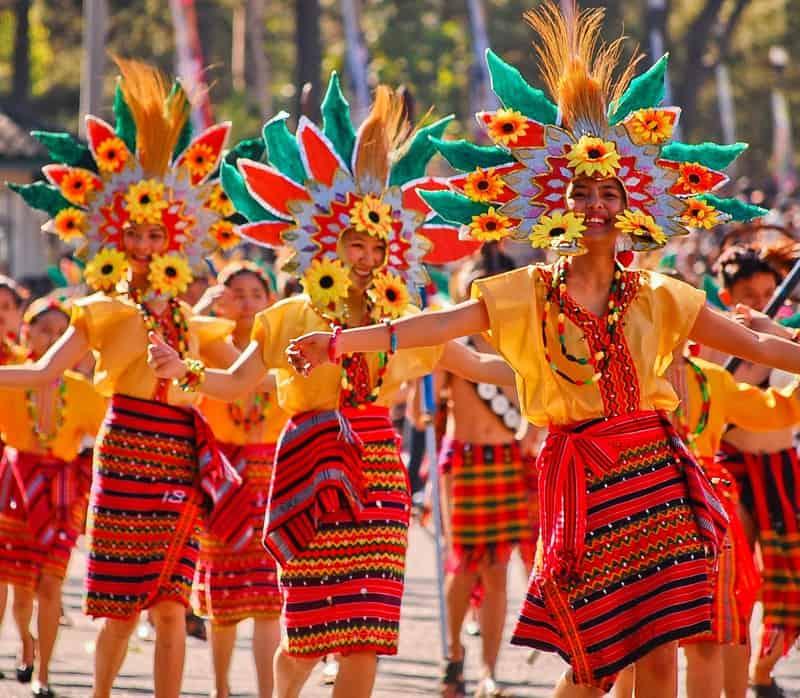Panagbenga festival 2