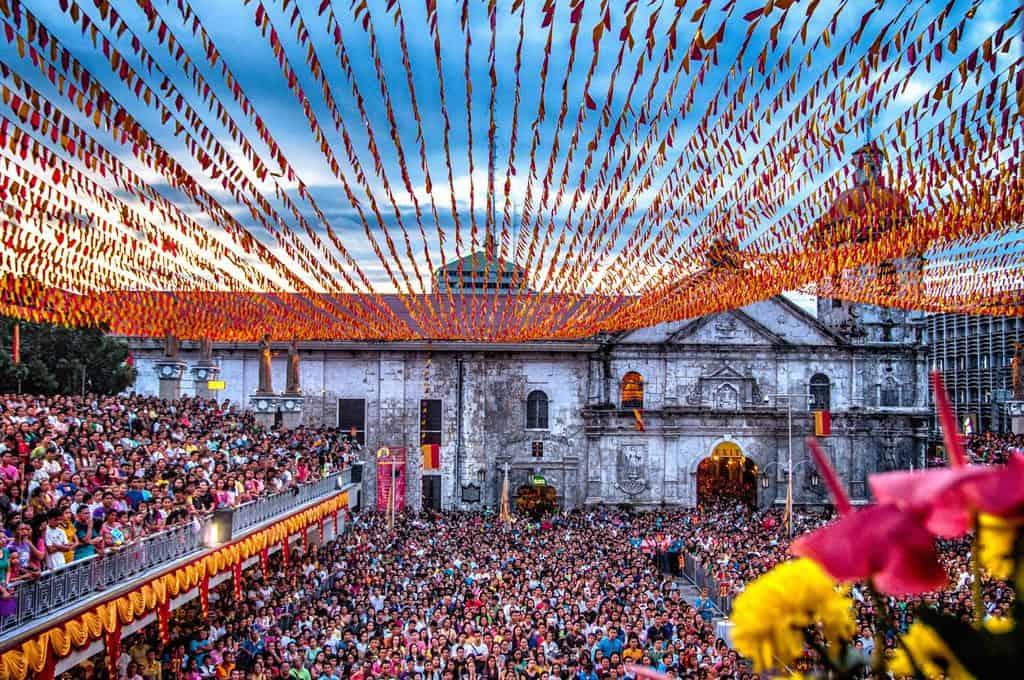 Sinulog Santo Nino Festival 2