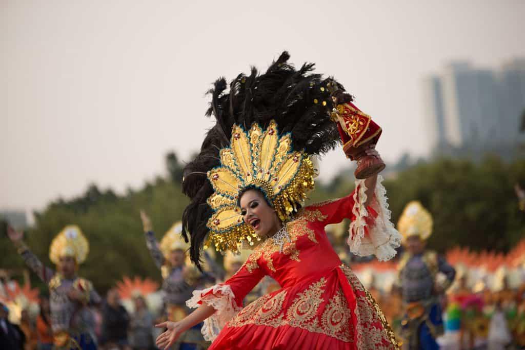 Sinulog Santo Nino Festival
