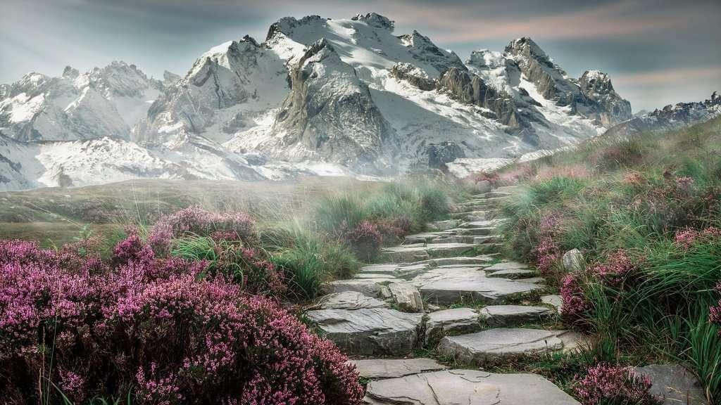 gambar pemandangan alam 2